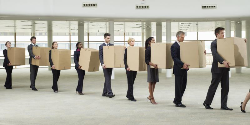 Как происходит сокращение работника при ликвидации предприятия